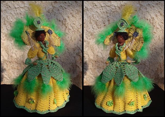 poupée brésilienne