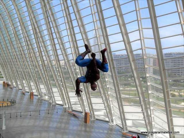 Museo de Artes y Ciencias en Valencia