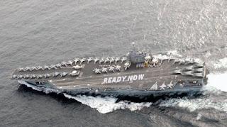 Kapal Induk Amerika