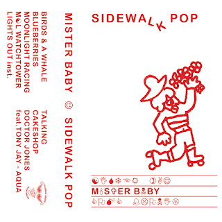 Sidewalk Pop by Mister Baby