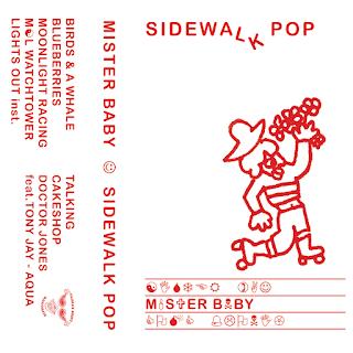 Sidewalk Pop by Mister Baby