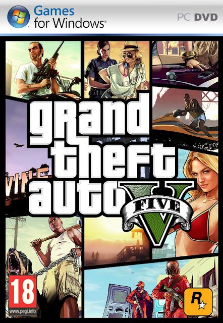 Download - Grand Theft Auto: V PC em Português