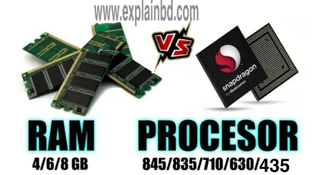 Ram vs Processor Which is most important for a smartphone