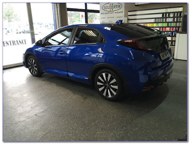 Gila Automotive WINDOW TINT Review