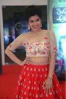 Mahima in beautiful Red Ghagra beigh transparent choli ~  Exclusive 085.JPG