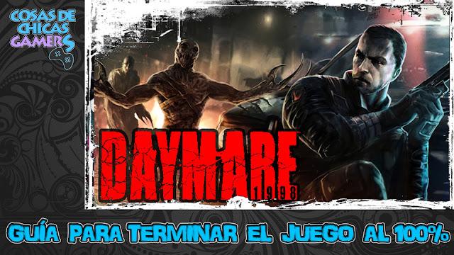 Guía Daymare 1998 para completar el juego al 100%