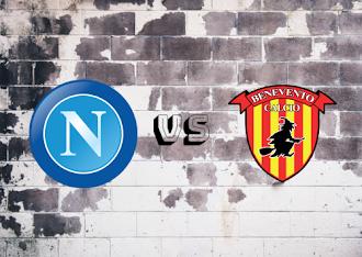 Napoli vs Benevento  Resumen y goles