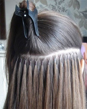microlinking hair extensions