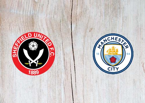Sheffield United vs Manchester City -Highlights 31 October 2020
