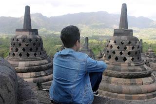 Candi Borobudur 12