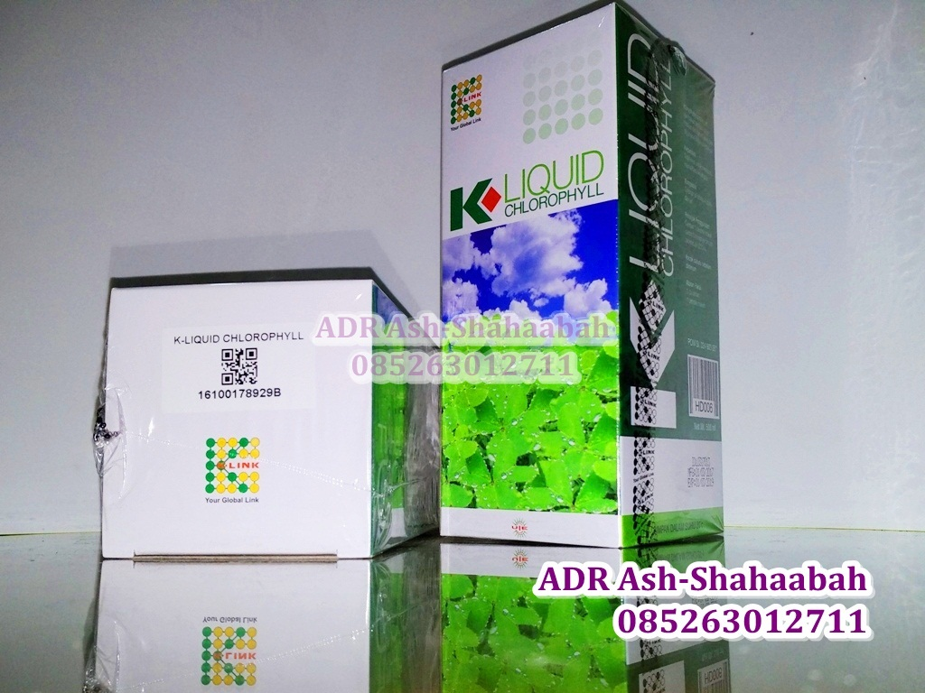 Klorofil Chlorophyll K Liquid Klink Daftar Harga Terbaru Dan 500ml Link