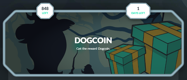 免費序號領取:Dogcoin