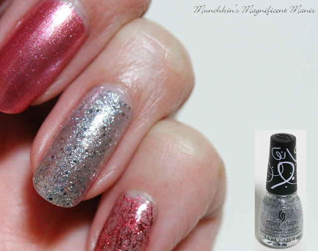 China Glaze Holiday Sesame Street Collection, T is for Tinsel