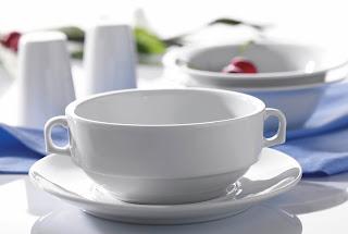 Bol Supa, Vesela Portelan, Pret, Portelan Alb, Vesela Restaurant, Seturi Vesela, Hendi, Fabrica Portelan