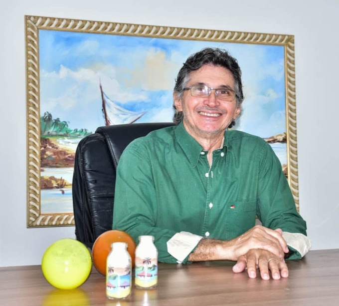 Sidronio anuncia que é pré-candidato a prefeito de Tibau