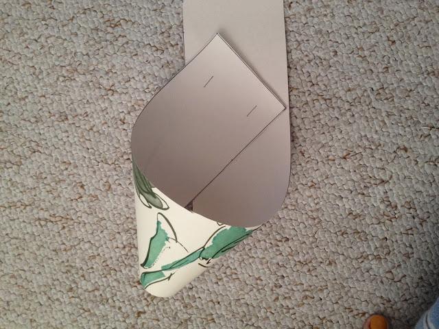 step 2 paper rosette