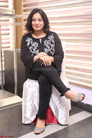 Cute Poja Gandhi in black dress at Dandupalyam 2 Movie press meet  ~  Exclusive 15.JPG
