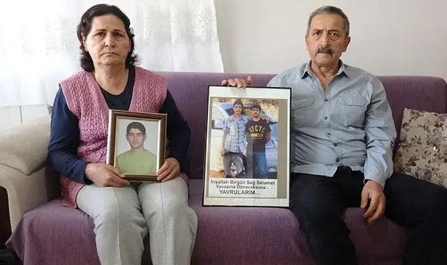 عائلة تركية تخصص مكافئة 100 ألف ليرة تركية أو شقة لمن يجدون إبنيهما
