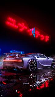 Bugatti Chiron Mobile HD Wallpaper