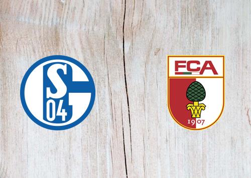 Schalke 04 vs Augsburg -Highlights 11 April 2021