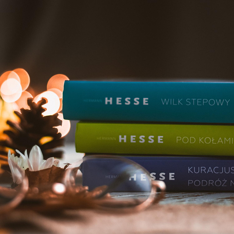 Hermann Hesse i moje myśli nieuporządkowane