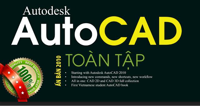 Tổng hợp tài liệu hướng dẫn sử dụng phần mềm AutoCAD
