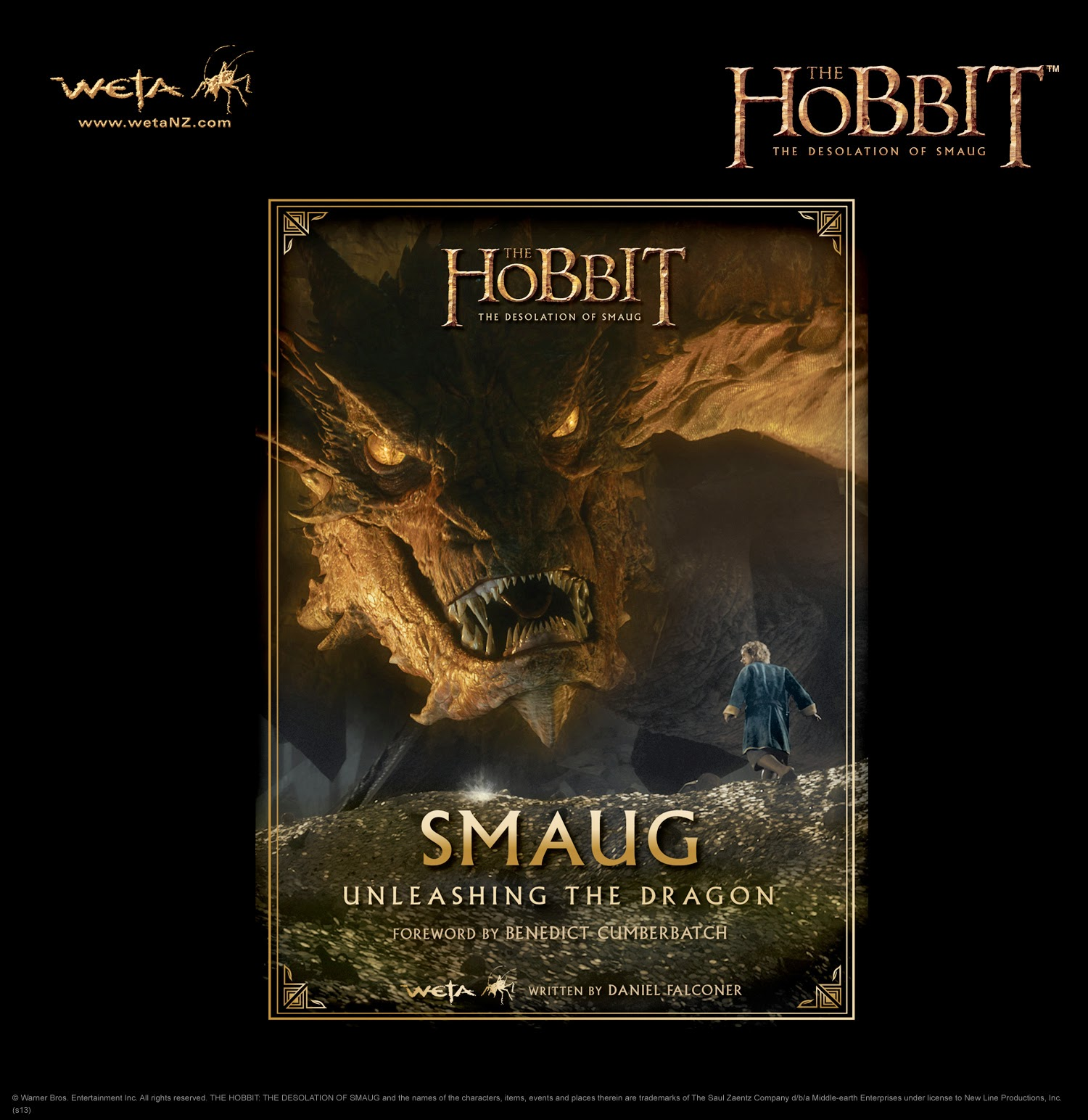 Unleashing the Dragon THE HOBBIT