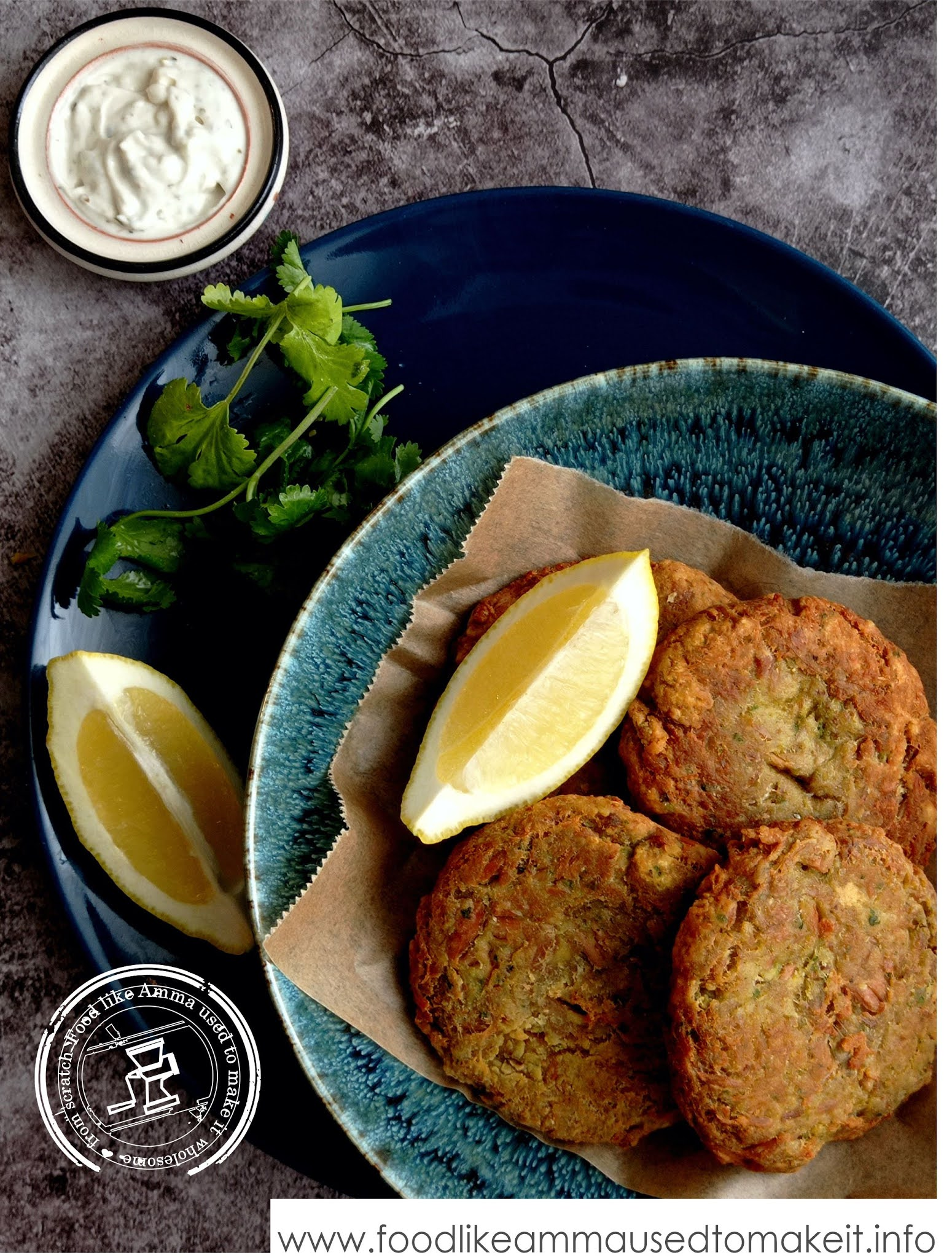 canned tuna fish cakes