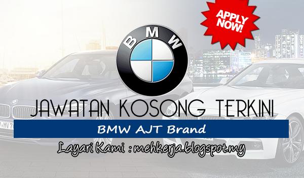 Jawatan Kosong di BMW AJT Brand