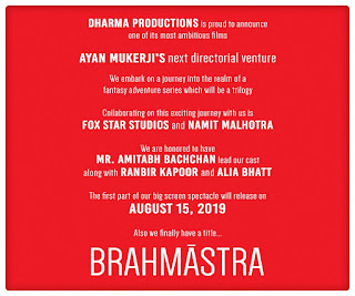 Brahmastra Movie download Direct link torrent