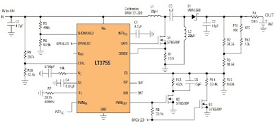 Charger Circuit Diagram