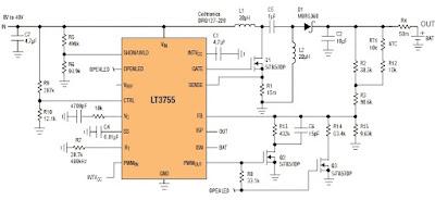 Charger Circuit Diagram