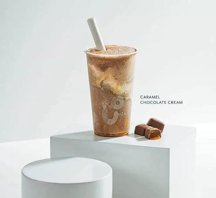 Coco Caramel Chocolate Cream, exclusive to the Philippine market!