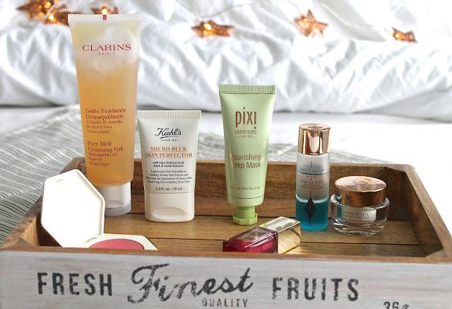 Skincare, Review, Clarins, Pixi