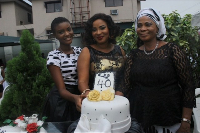 Image result for Moji Olaiya's Parting Words To Her Mom