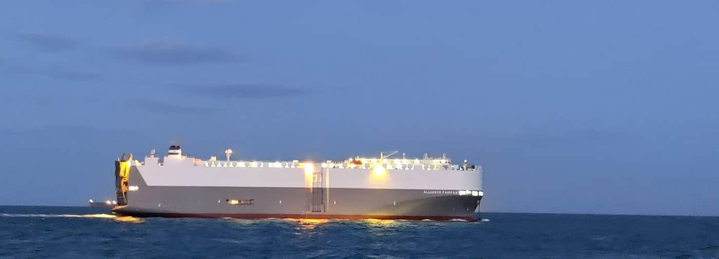 car carrier, سفن السيارات