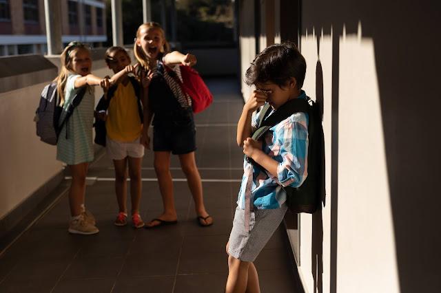 Peran Orangtua Untuk Membantu Anak Mengatasi Bullying