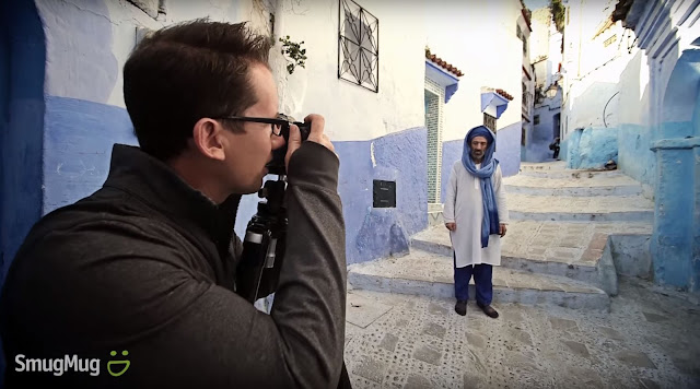 Passport through Morocco with old-school gentleman explorer Trey Ratcliff