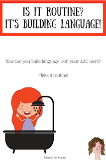 Build language with routines