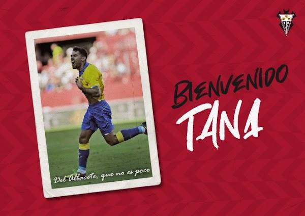 Oficial: El Albacete ficha a Tana
