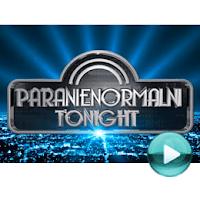 Paranienormalni tonight