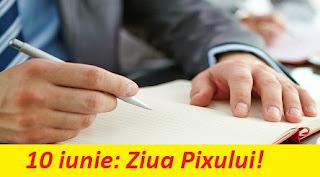 10 iunie: Ziua Pixului!
