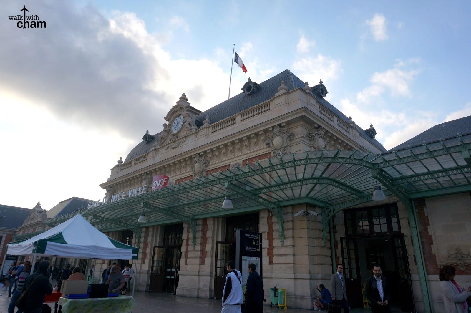 Cafe Nice France Lorraine Alsace