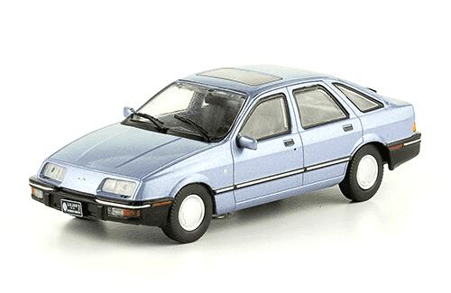 Ford Sierra Ghia 1984 1:43, autos inolvidables argentinos 80 90