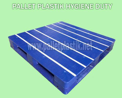 pallet plastik hygiene duty