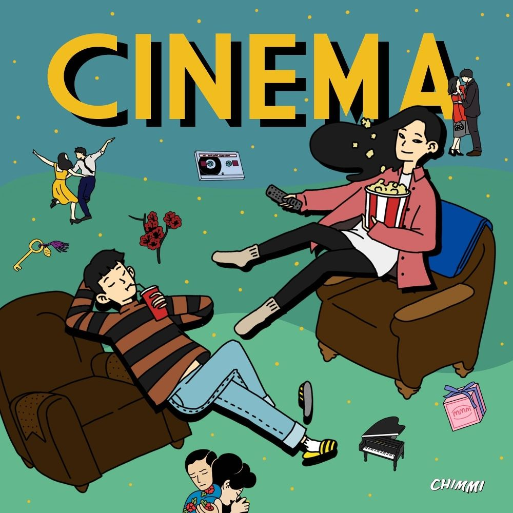 CHIMMI – CINEMA (FLAC + ITUNES MATCH AAC M4A)