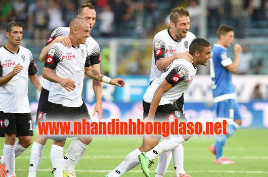 Avellino vs Parma www.nhandinhbongdaso.net
