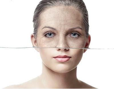 wajah anti penuaan