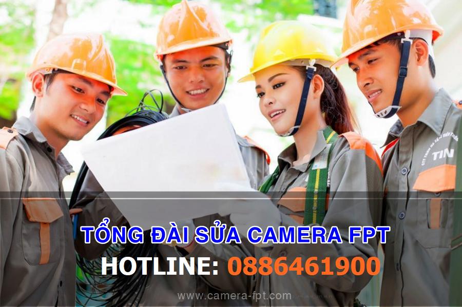 Tổng đài sửa Camera FPT / Địa chỉ bảo hành Camera FPT
