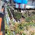 Hujan Deras Guyur Kota Batusangkar, Jembatan Nagari Tanjung Terancam Putus
